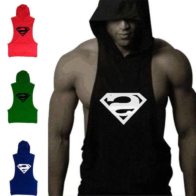 Hot Gym Bodybuilding Stringer Tank Top Muscle