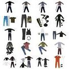 HOT SALE 1/6 Scale Men's Outfits Clothes For 12'' Male Hot T