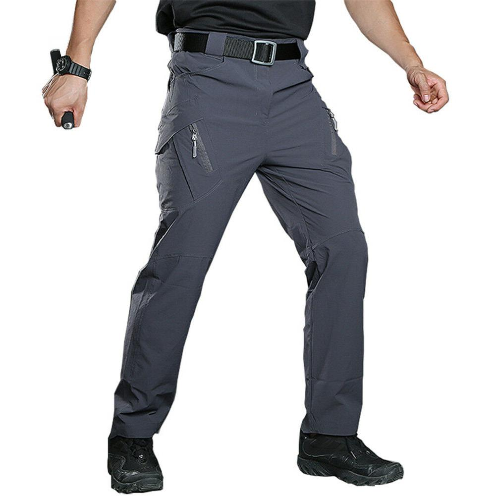 TACVASEN Mens Quick Military Pants
