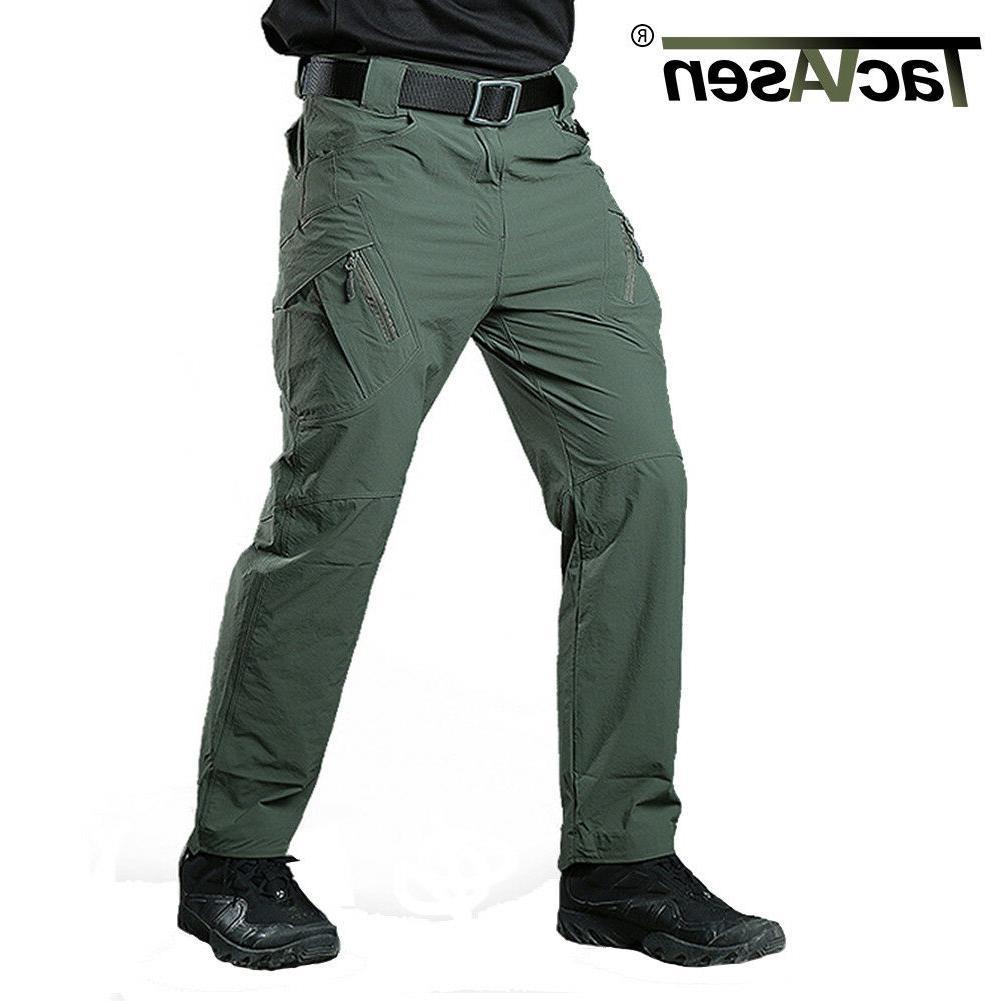 ix9 mens tactical quick dry cargo pants