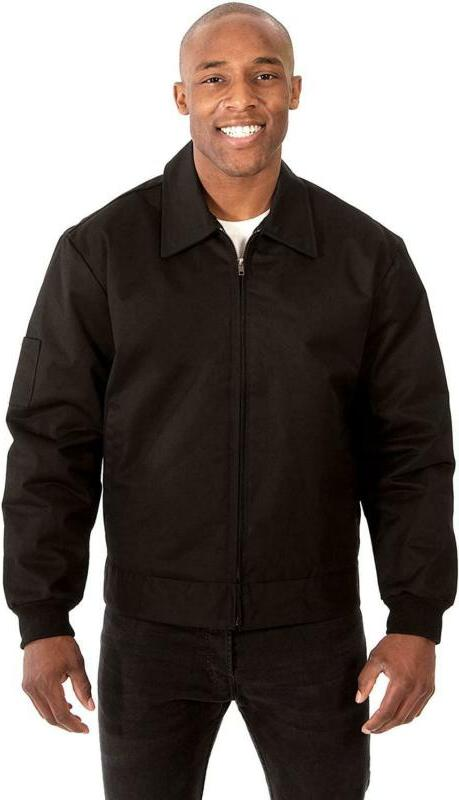 j h design mens mechanics jacket in