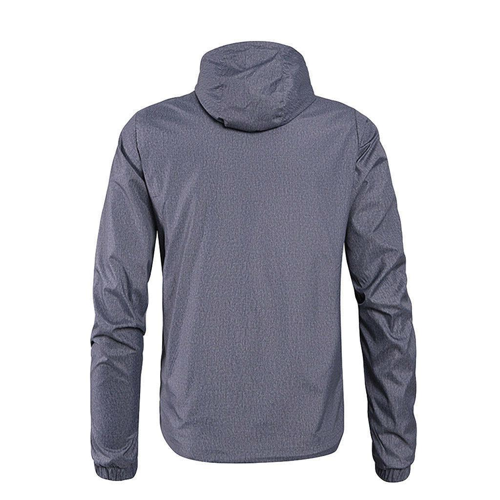 Jacket Men Mens Clothing Casual Hoodie