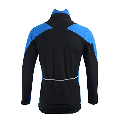 Lixada Winter Waterproof Clothing Sets Long Sleeve Sportswear+Bicycle