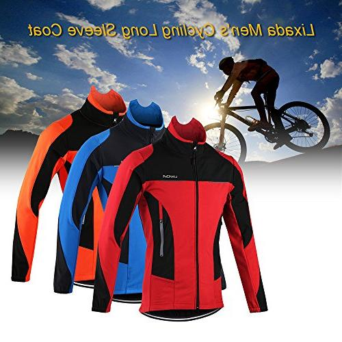 Lixada Waterproof Thermal Clothing Riding Long Sleeve