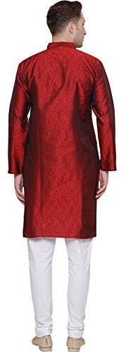 Maple Clothing Men's Party Pyjama Indian