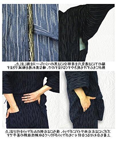 WATANOSATO Jinbei of Hemp Blend Clothes