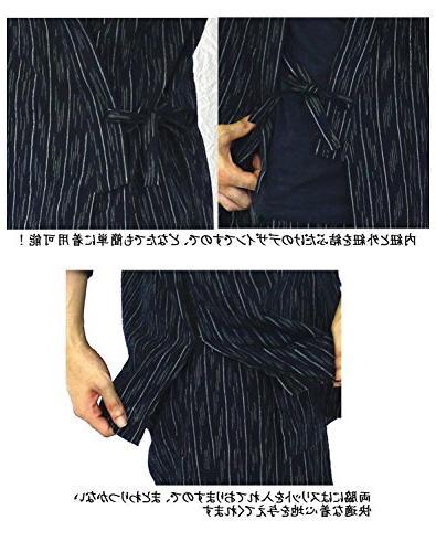 WATANOSATO of Hemp Blend Made JapanImportjapanese Clothes Size