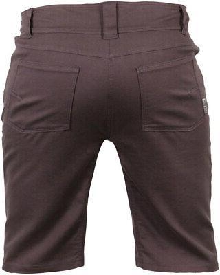 Club Men's Shorts: Asphalt