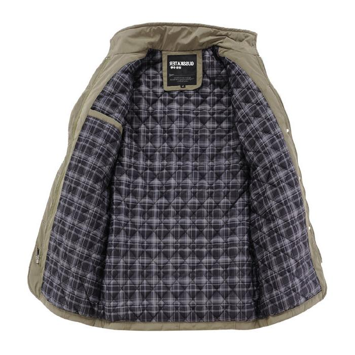 Slim Overcoat Casual