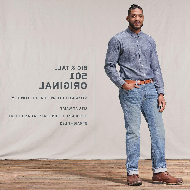 Levi's Tall Original Jean