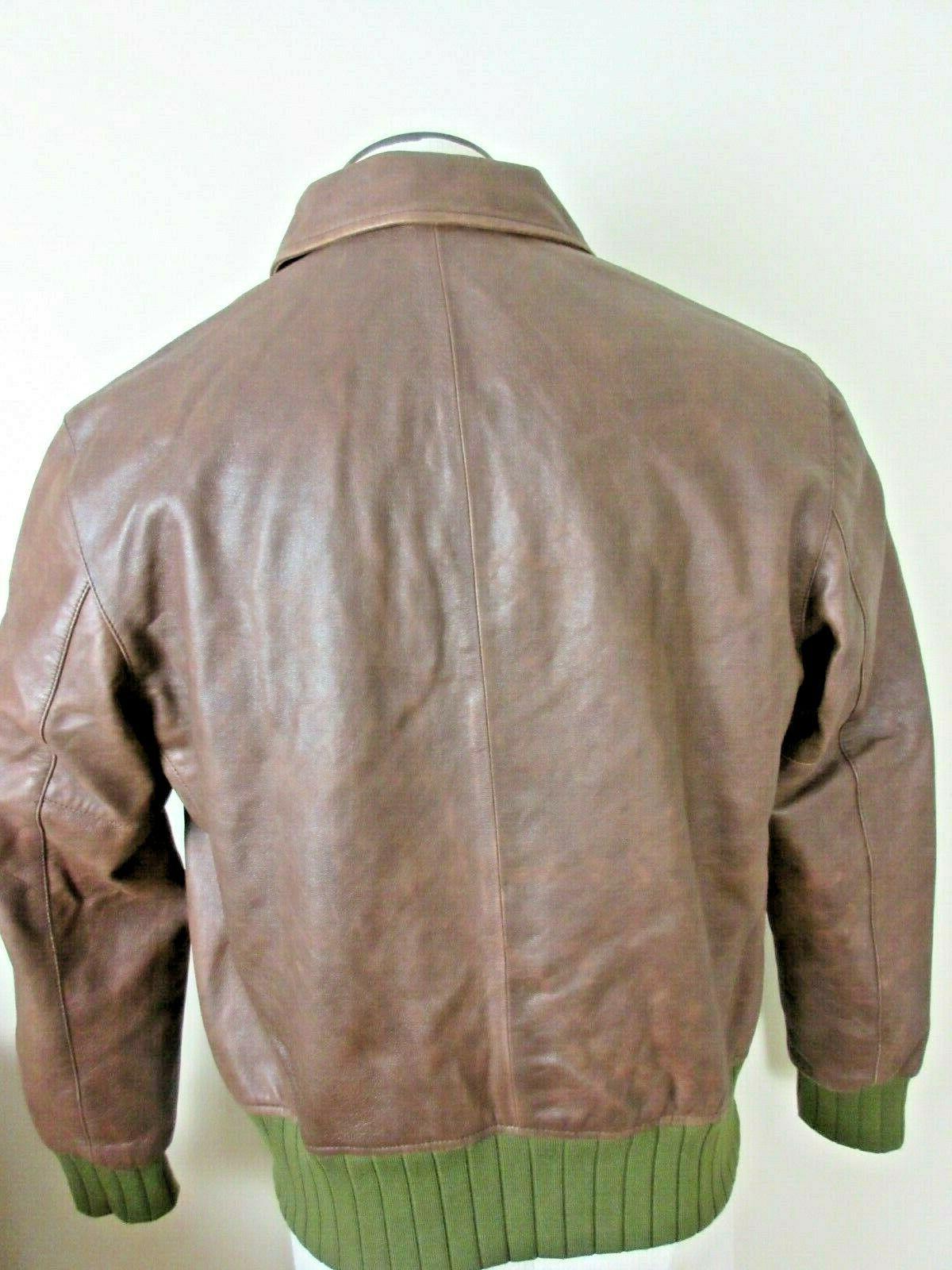 Levis Mens Vintage Clothing Strauss Italian Jacket Brown