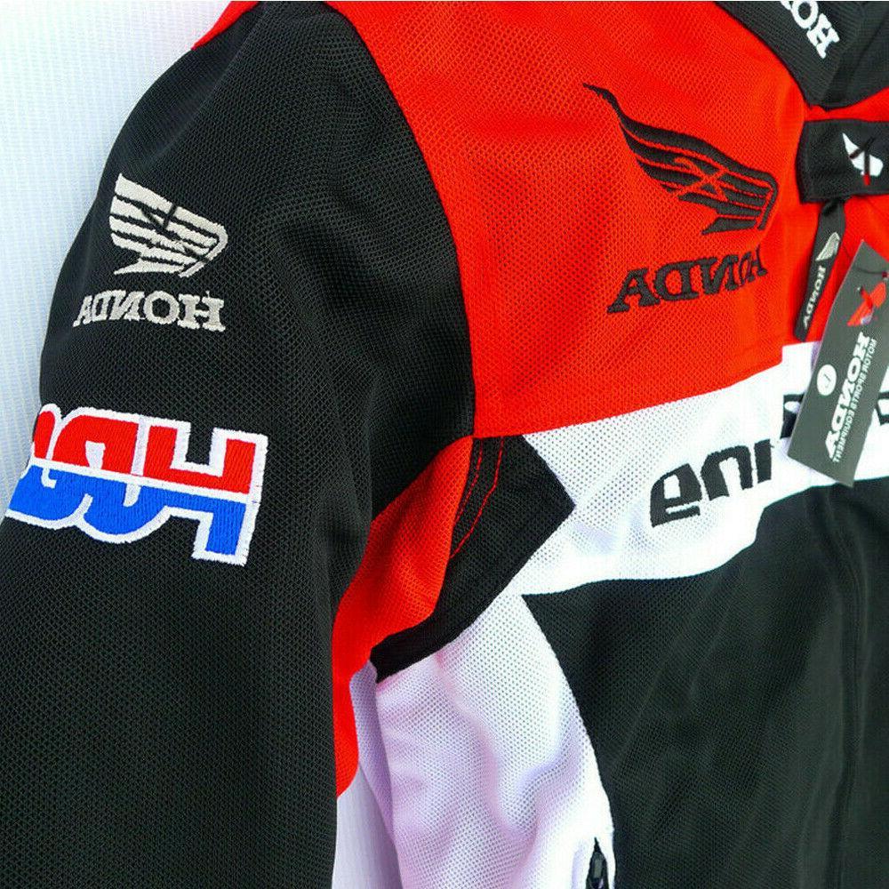 Man For Mesh Racing Autumn Race Coat