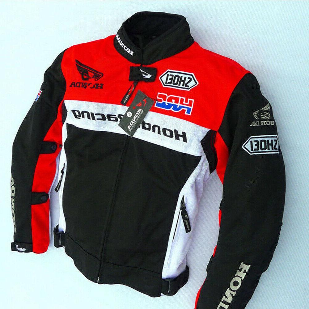 Man For Mesh Racing Jacket Autumn Race Coat