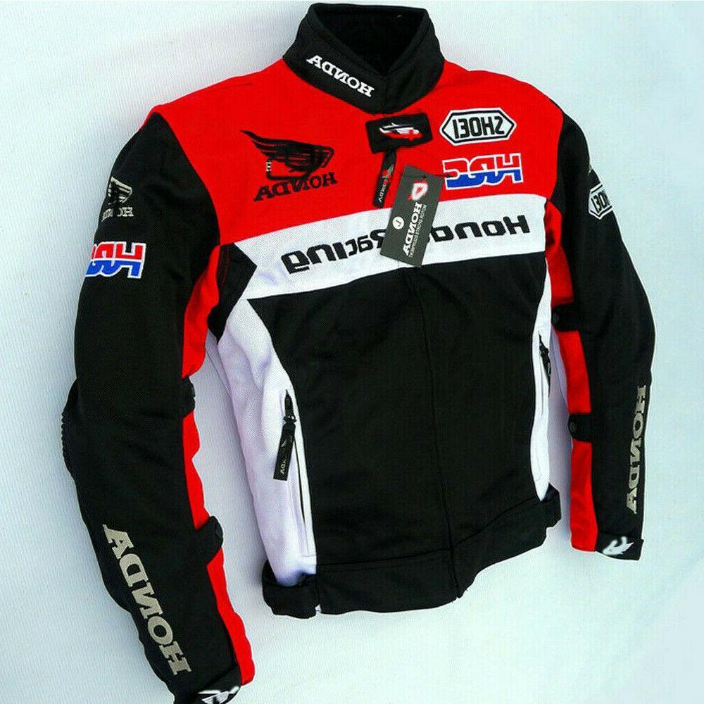 Man Mesh Racing Autumn Coat