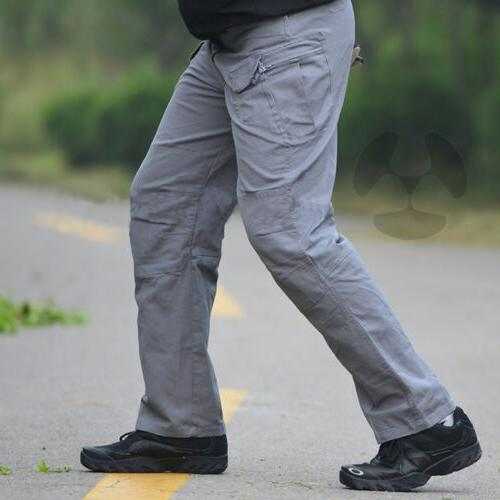 MAN Military Urban Combat Trousers Hiking Cargo