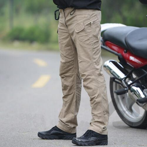 MAN Urban Combat Trousers Casual Hiking Cargo Pants
