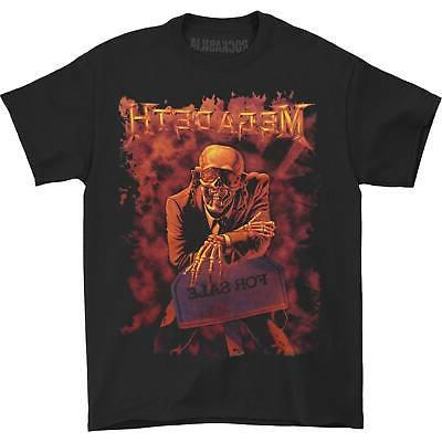 megadeth men s peace sells t shirt