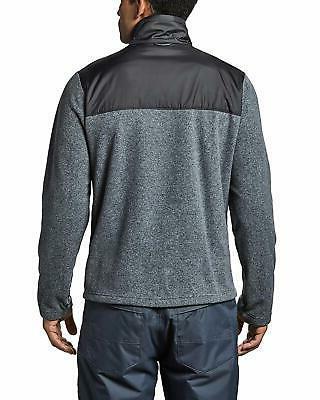 Columbia Fleece Interchange Jacket, Waterproof and