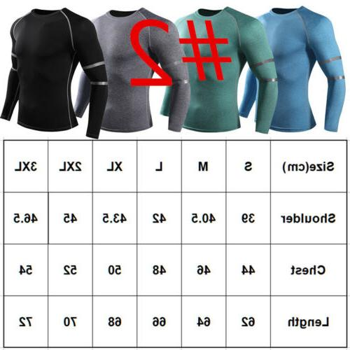 Men Base Layer Thermal Sport
