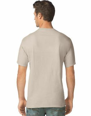 Hanes Men T-Shirt Cotton Tee