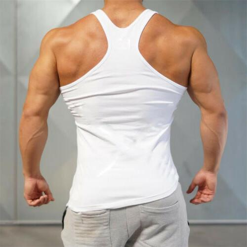 Men Style Quick Training Workout Singlets