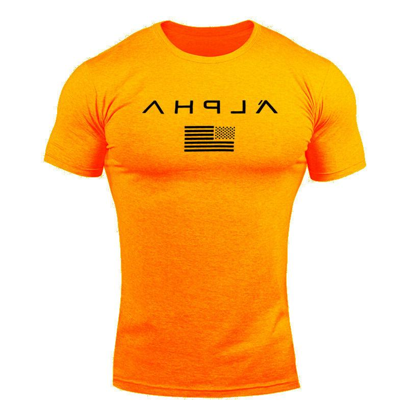 Muscle Fitness Fit Tee Top Clothes