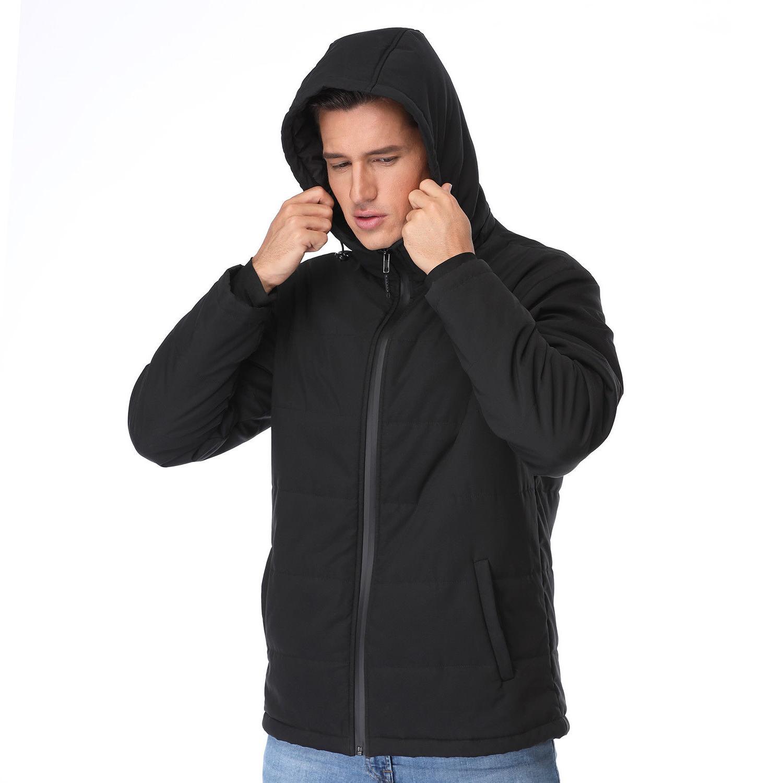 ORORO Men Heat Coat Pack