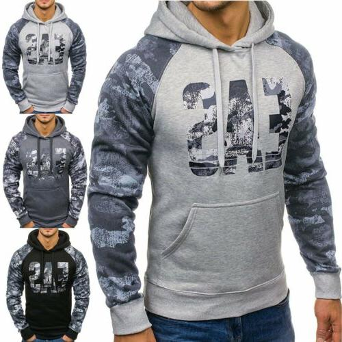 Men Hoody Mens Clothes Hip Hop Sweater