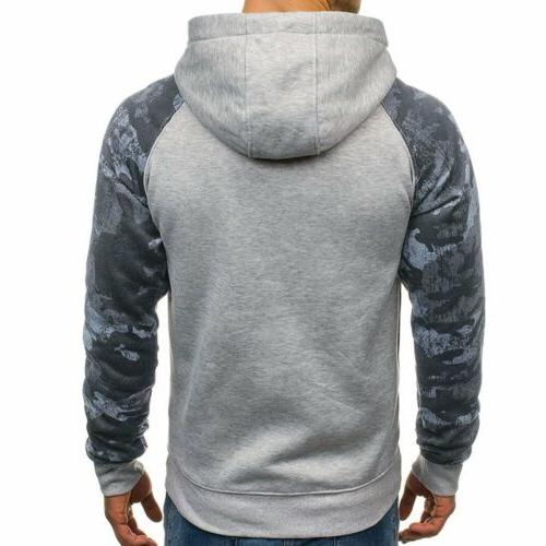 Men Clothes Autumn Sweatshirts Hip