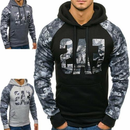 Men Clothes Sweatshirts Hip Hop