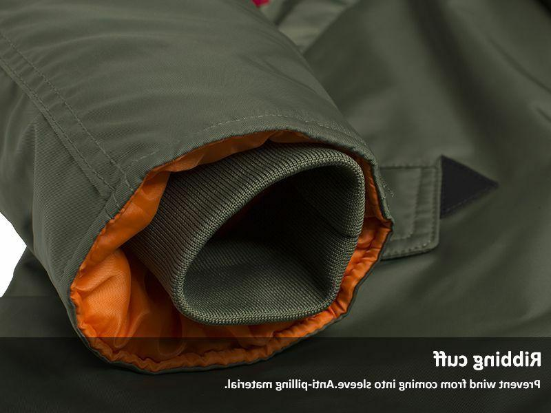 Men Jacket Thick Warmer Winter Collar Soft Clothes