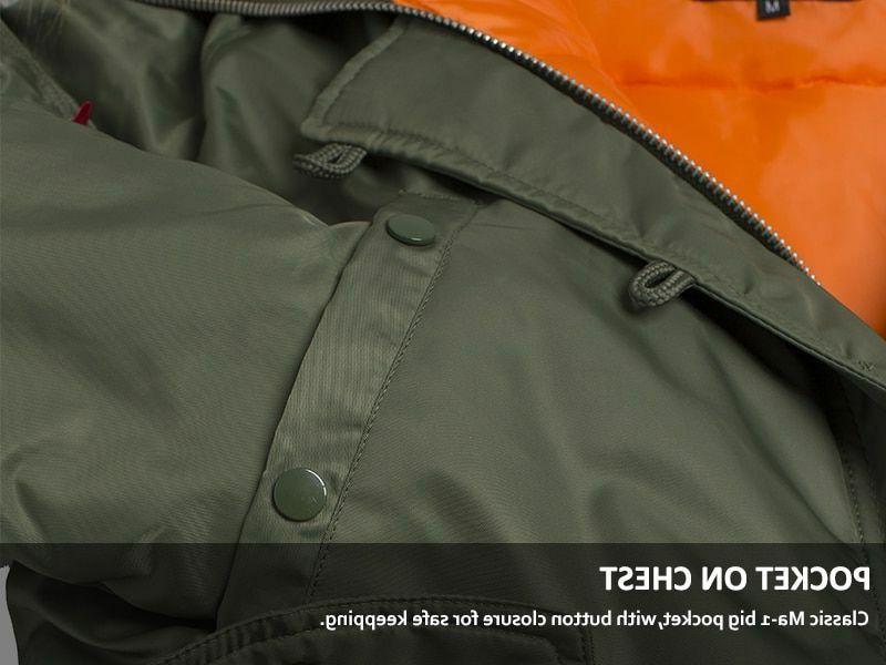 Men Jacket Outerwear Warmer Collar Coats Soft Clothes