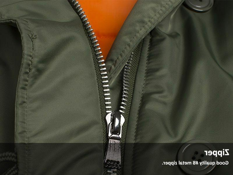 Men Jacket Outerwear Warmer Winter Collar Coats Soft Clothes