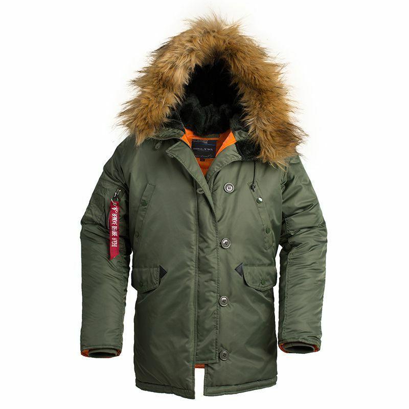 men jacket outerwear thick warmer winter turn