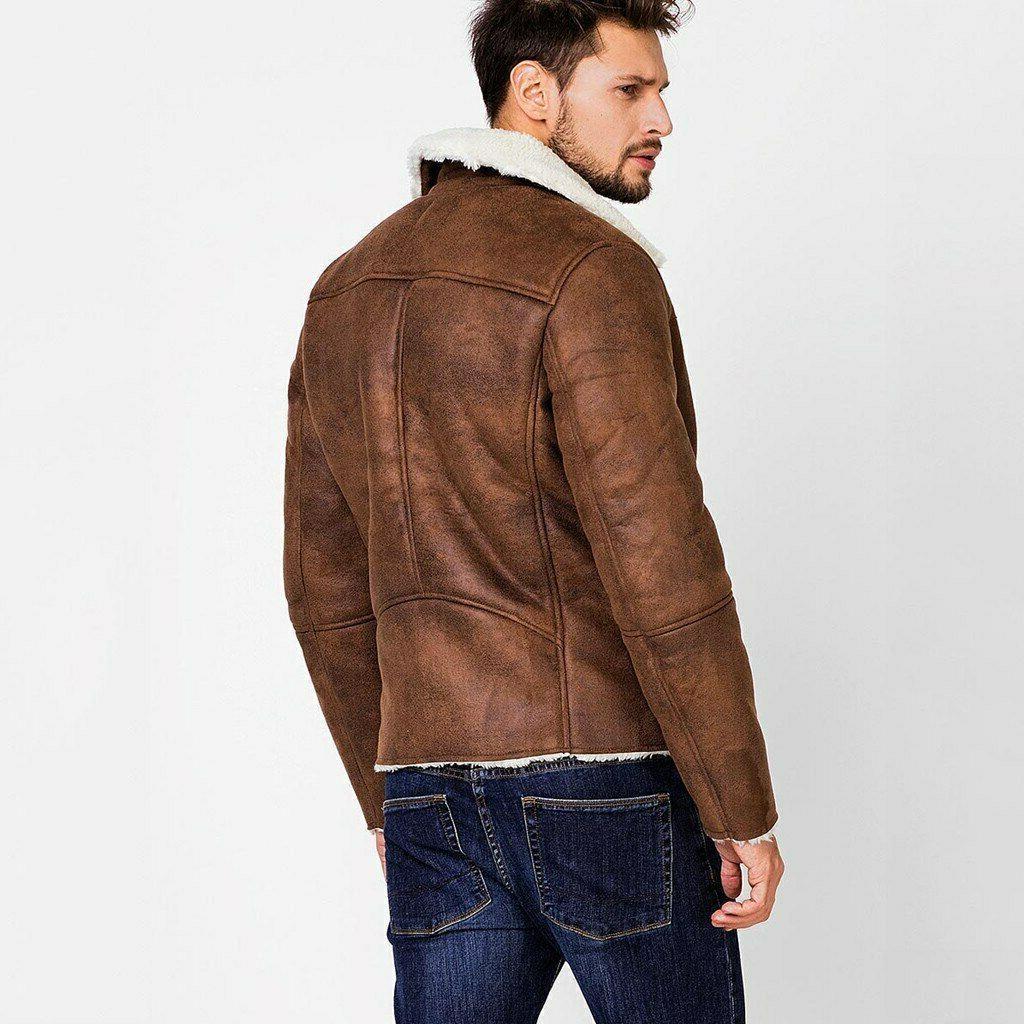 FeiTong Men Mens Clothing Liner ZipperLapel