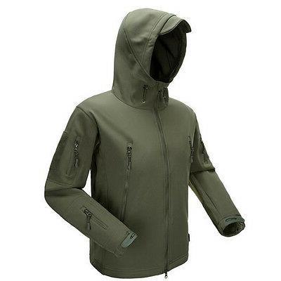 IDOGEAR Waterproof TAD Coat Shark Skin Soft
