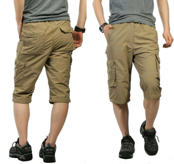Zip Off Dri-FIT Hiking Summer Pants