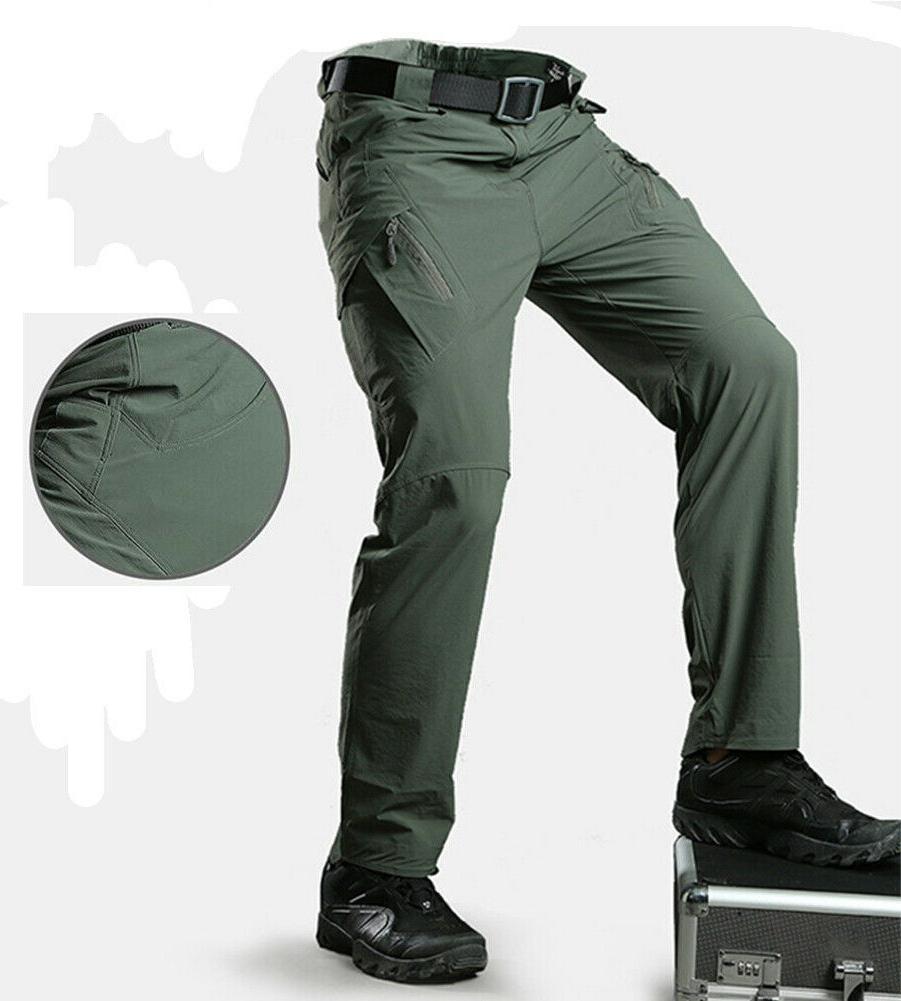 TACVASEN Quick IX9 Safari Trousers Pants