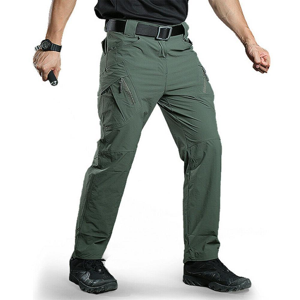 TACVASEN IX9 Tactical Pants Trousers Workout Pants