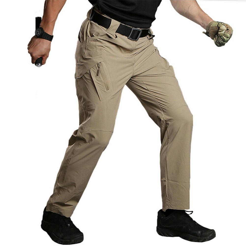TACVASEN IX9 Safari Trousers Pants