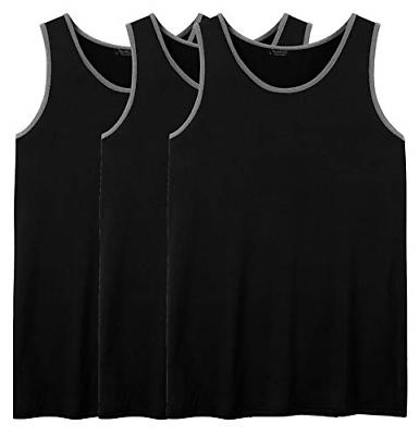 men s 3 pack tank tops workout