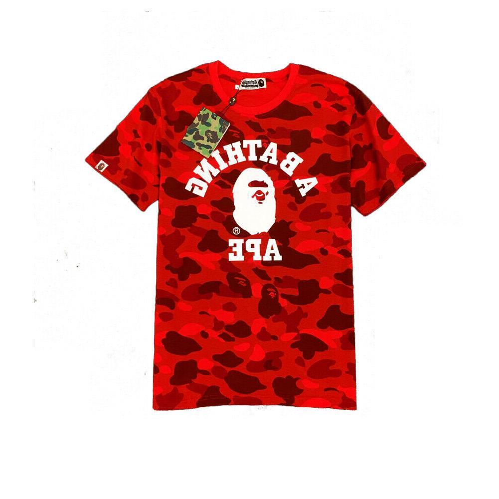 Men's A Ape T-shirt tee size