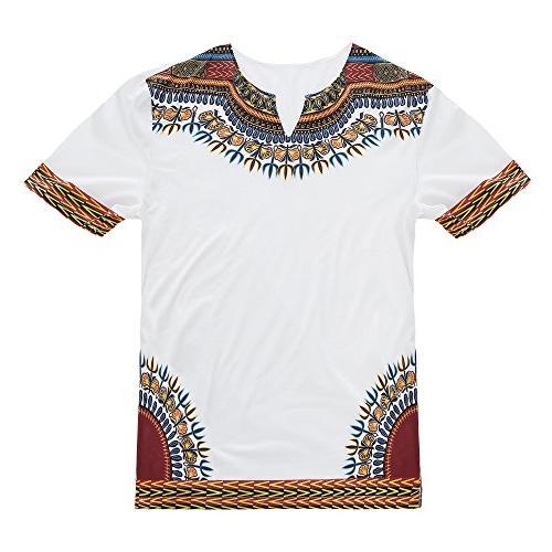 Gtealife Dashiki T-Shirt