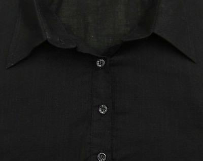 Atasi Roll-Over Shirt Collar Neck Ethnic Indian