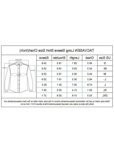 TACVASEN Breathable Quick Dry Protection Solid Long Sleeve