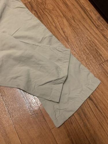 Clothing Arts Pants Nylon Pocket Proof Size x