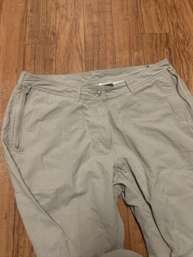 Clothing Arts Men's Cargo Pants Nylon P^cubed Pick Pocket x Tan