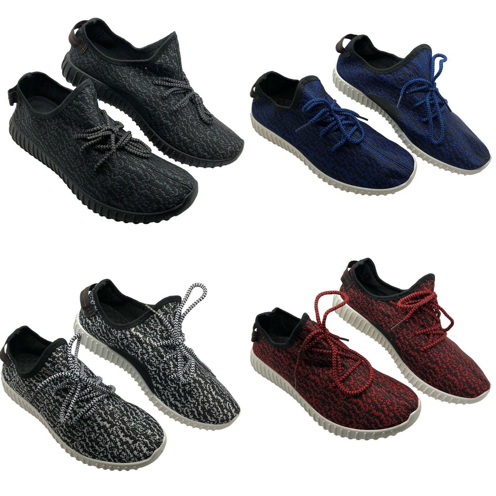 Men's Cloth Shoes Breathable Flat Sport Sneakers Athletic Ru