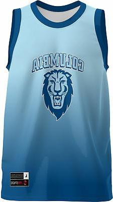 ProSphere Men's Columbia University Ombre Replica Basketball