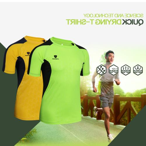 T-shirt Gym Fitness Summer Clothing